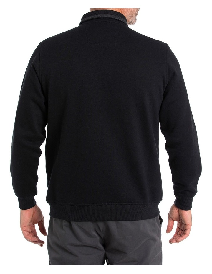 Will Snowy Mt Fleece Half Zip Sweat image 2
