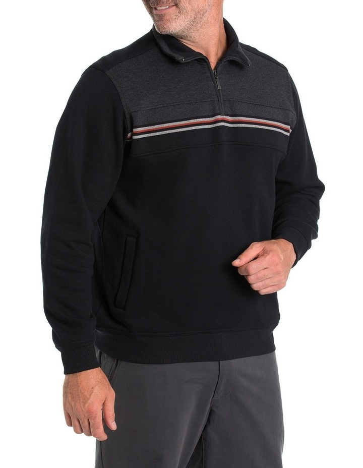 Will Snowy Mt Fleece Half Zip Sweat image 3