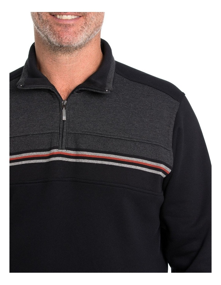 Will Snowy Mt Fleece Half Zip Sweat image 4