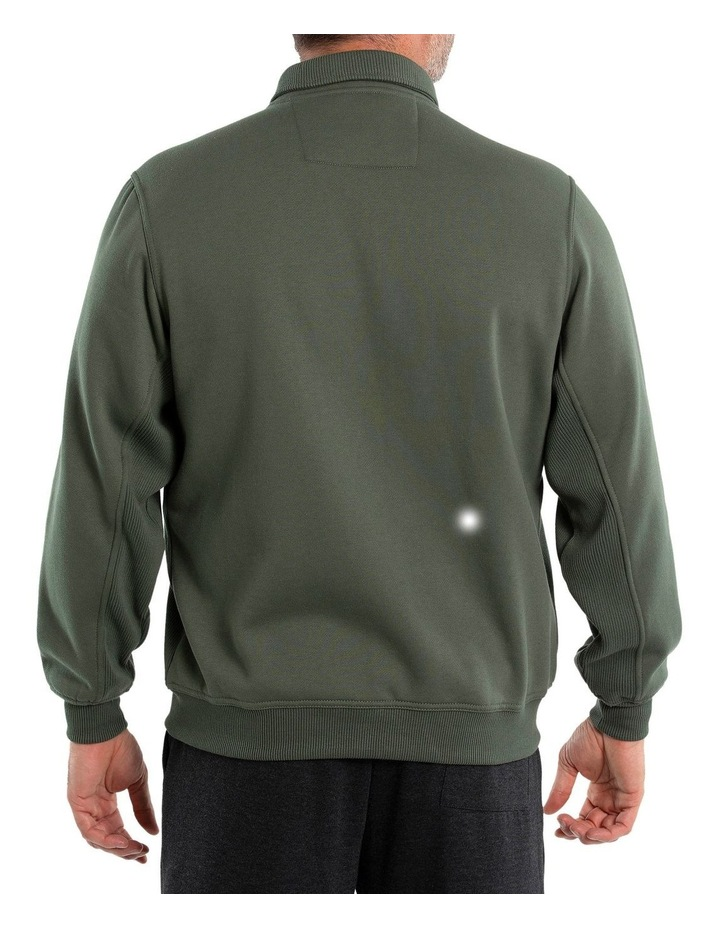 Indo Snowy Mt Fleece Half Zip Sweat image 2