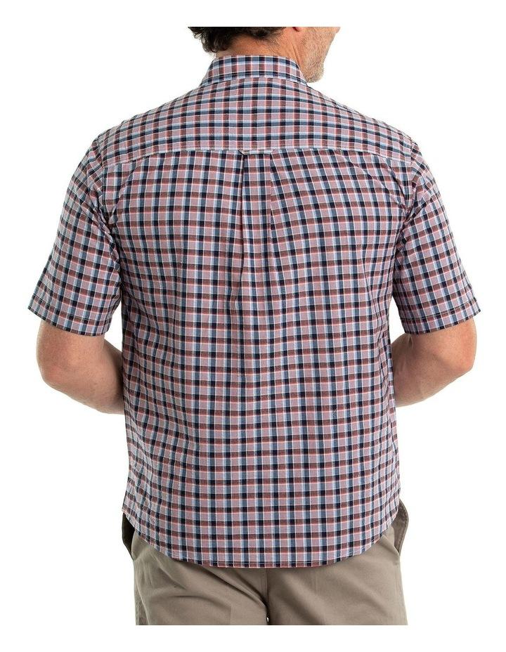 Dresden Seersucker Short Sleeve Shirt image 2