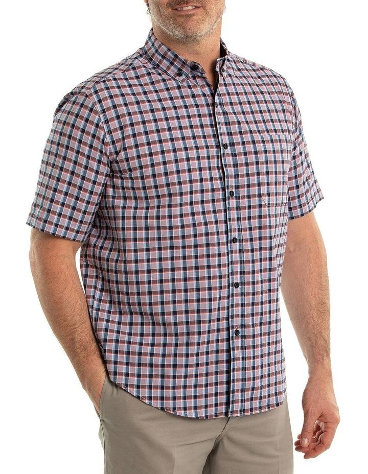 Dresden Seersucker Short Sleeve Shirt image 3