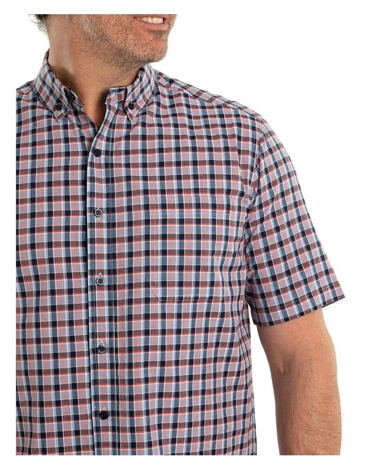 Dresden Seersucker Short Sleeve Shirt image 4
