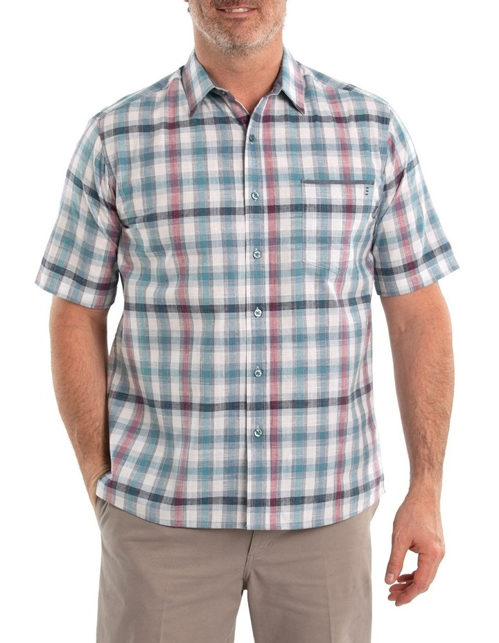 Hopper Flaxley Short Sleeve Shirt image 1