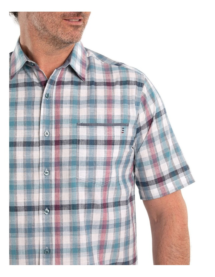 Hopper Flaxley Short Sleeve Shirt image 4