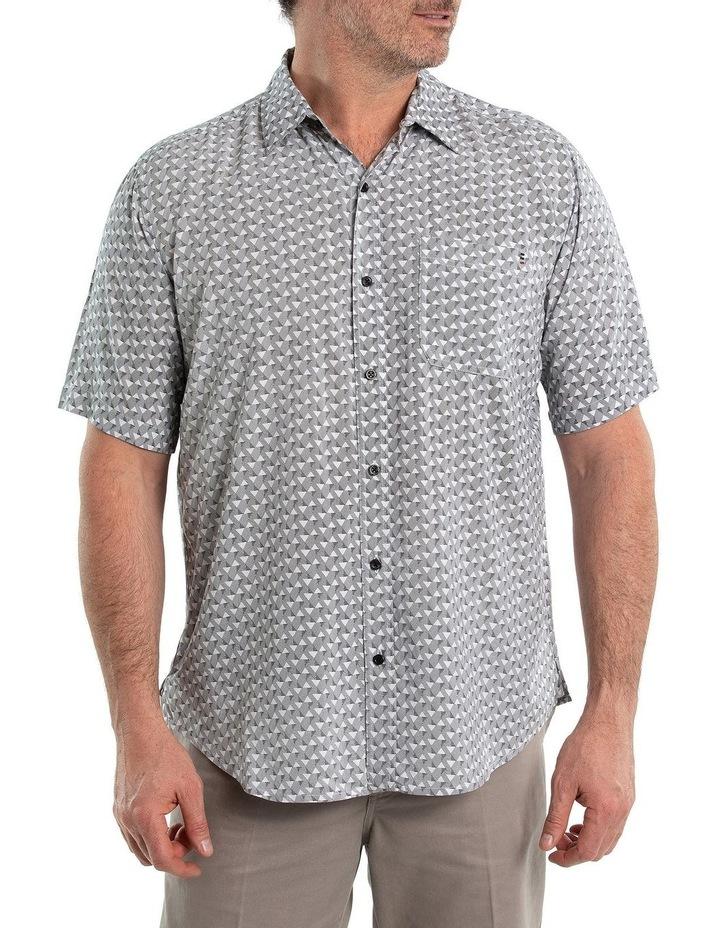Akio Bamboo Short Sleeve Shirt image 1