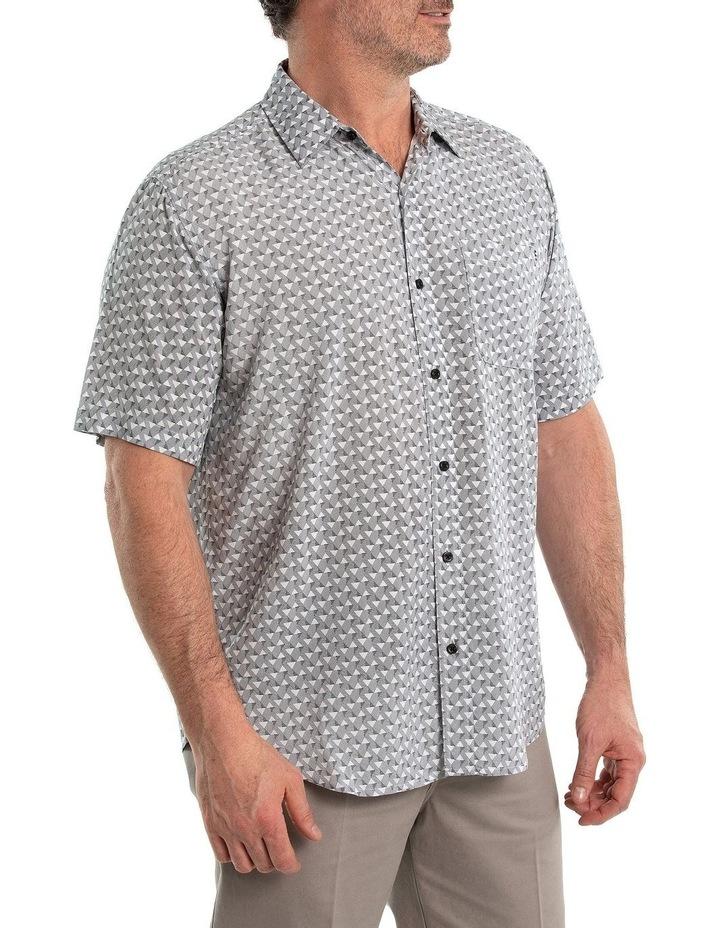 Akio Bamboo Short Sleeve Shirt image 3