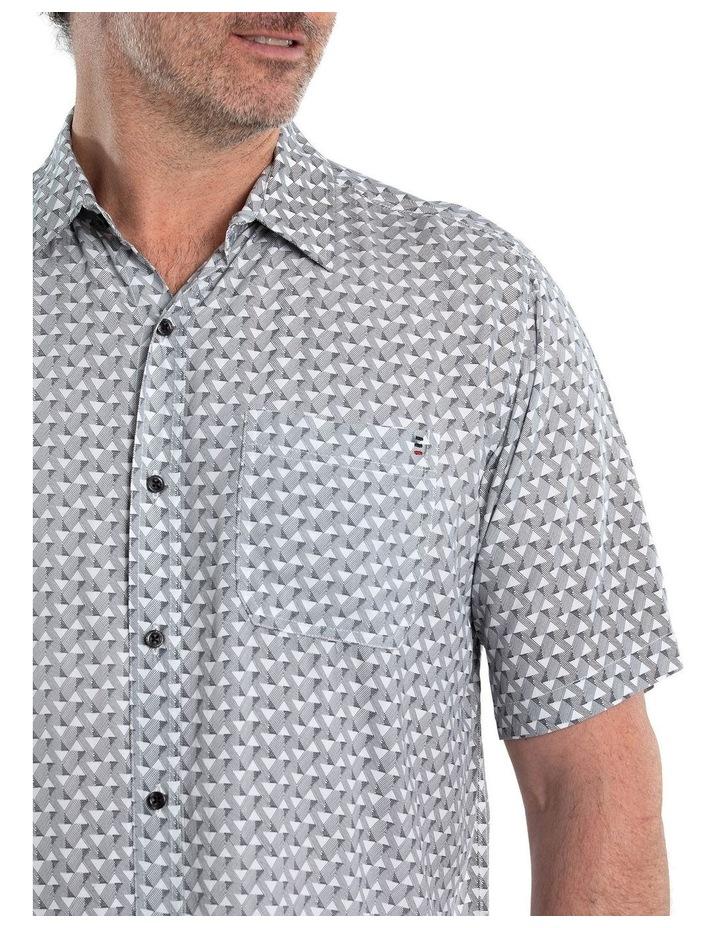 Akio Bamboo Short Sleeve Shirt image 4