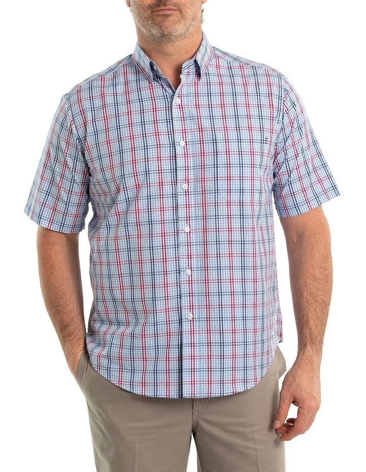 Ames Poplin Short Sleeve Shirt image 1