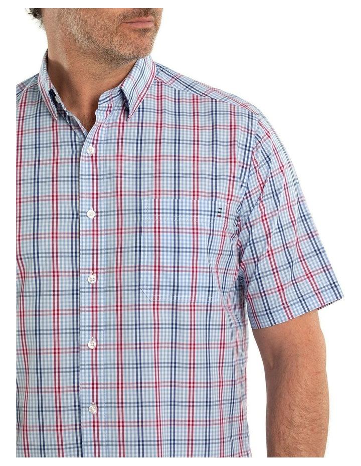 Ames Poplin Short Sleeve Shirt image 4