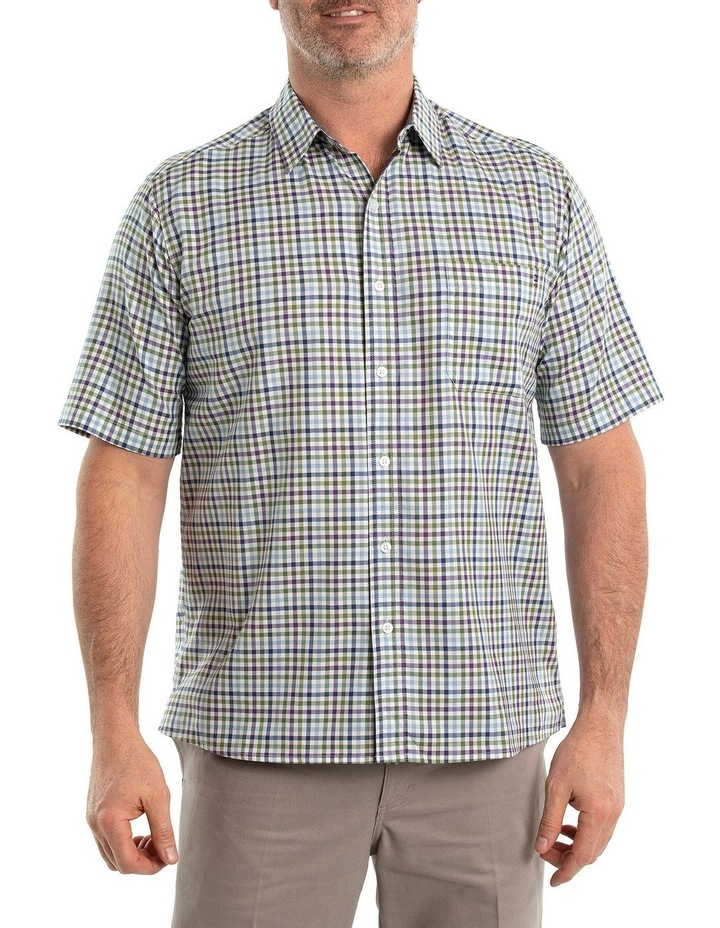 Griffith Oxford Short Sleeve Shirt image 1