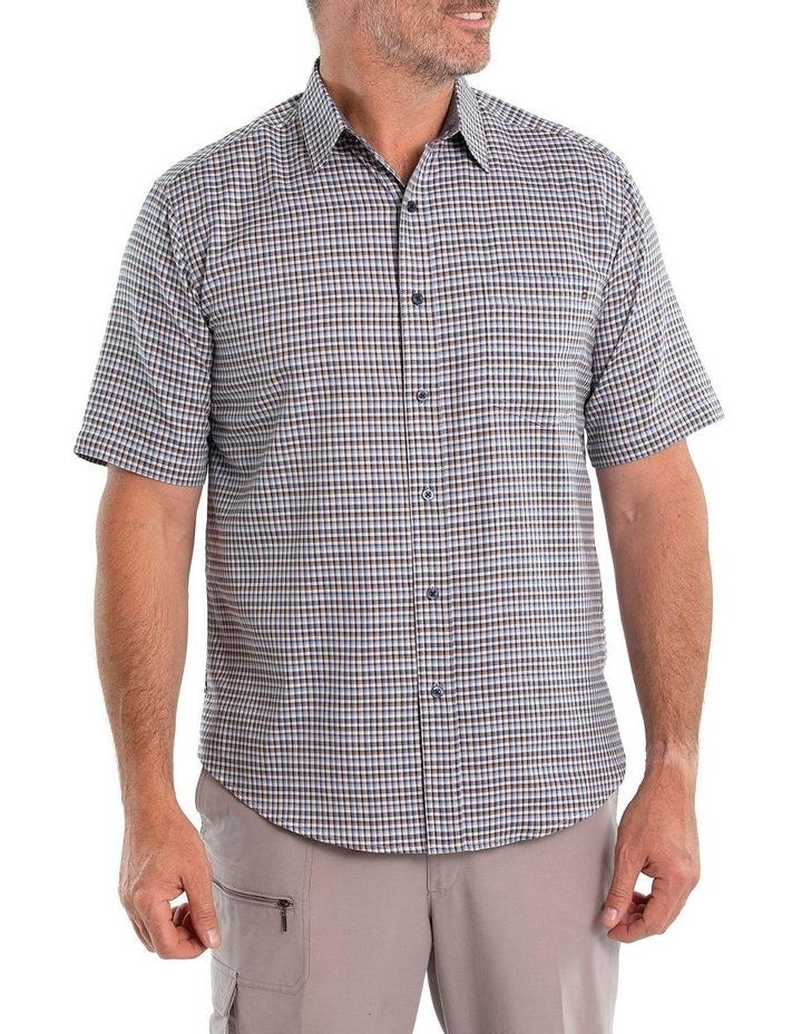 Mattero Oxford Short Sleeve Shirt image 1