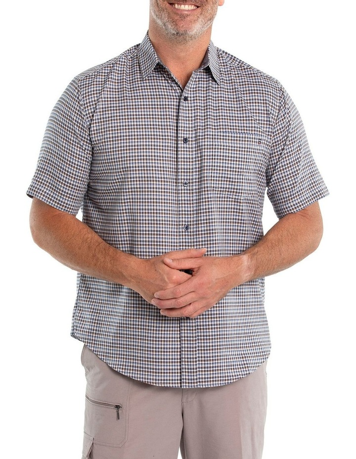 Mattero Oxford Short Sleeve Shirt image 3