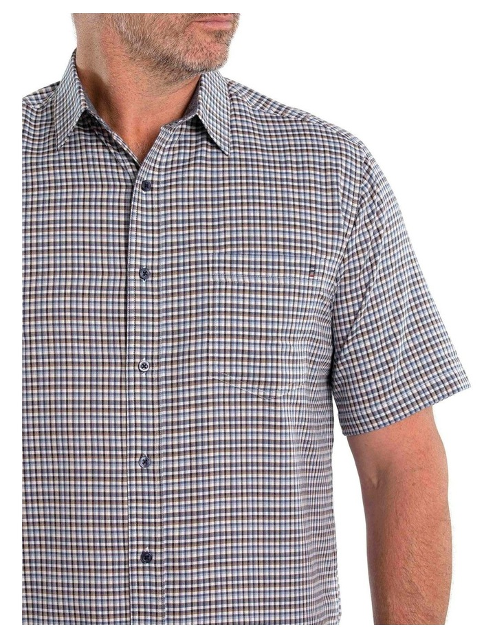 Mattero Oxford Short Sleeve Shirt image 4