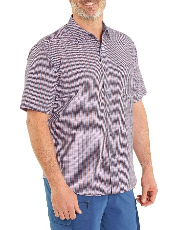 Chandler Seersucker Short Sleeve Shirt image 2