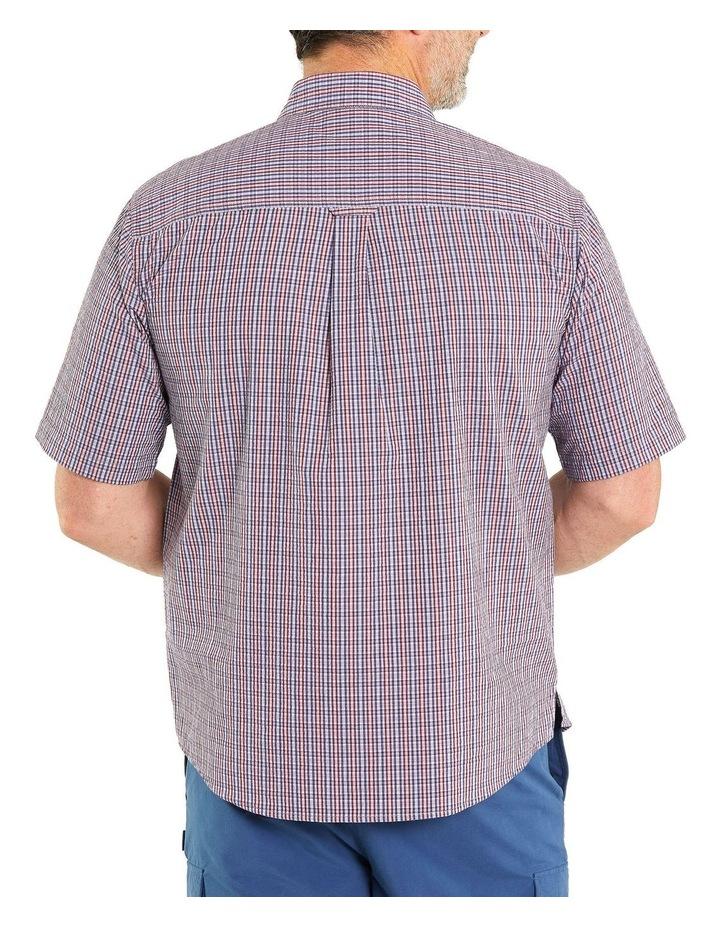 Chandler Seersucker Short Sleeve Shirt image 3