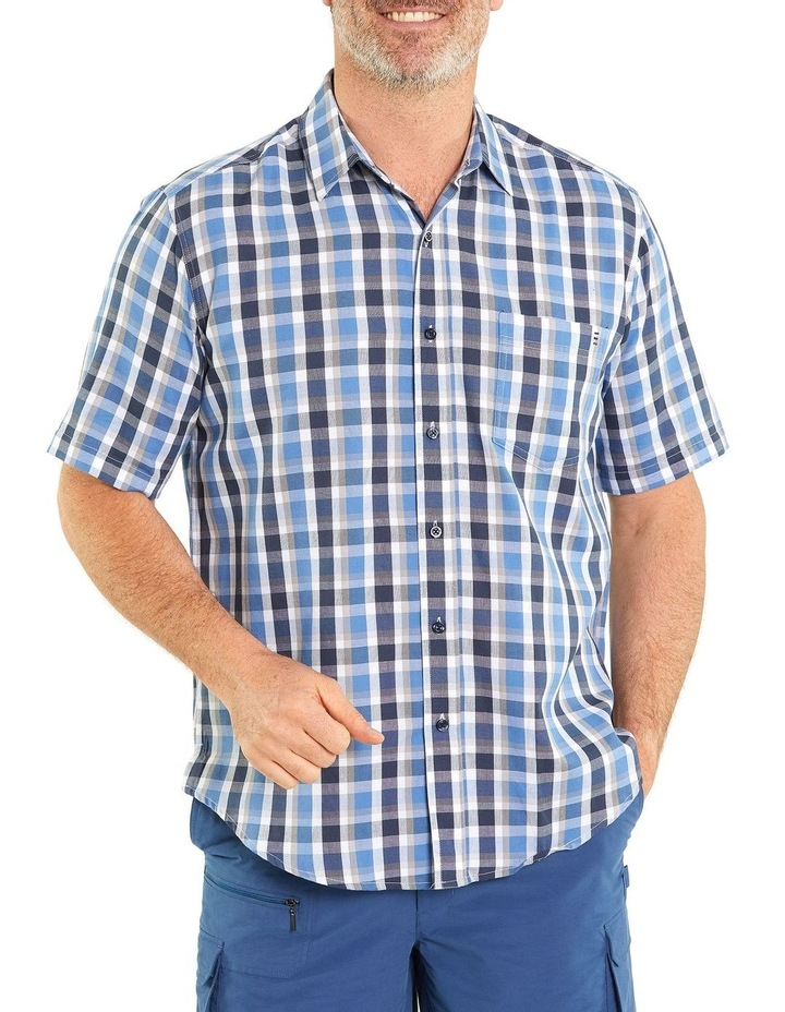 Jamal Oxford Short Sleeve Shirt image 1