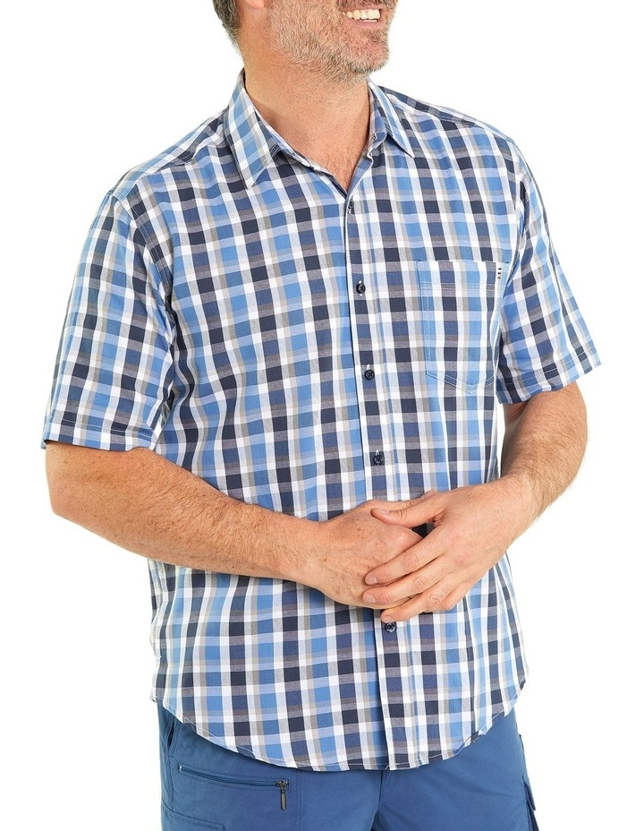 Jamal Oxford Short Sleeve Shirt image 2