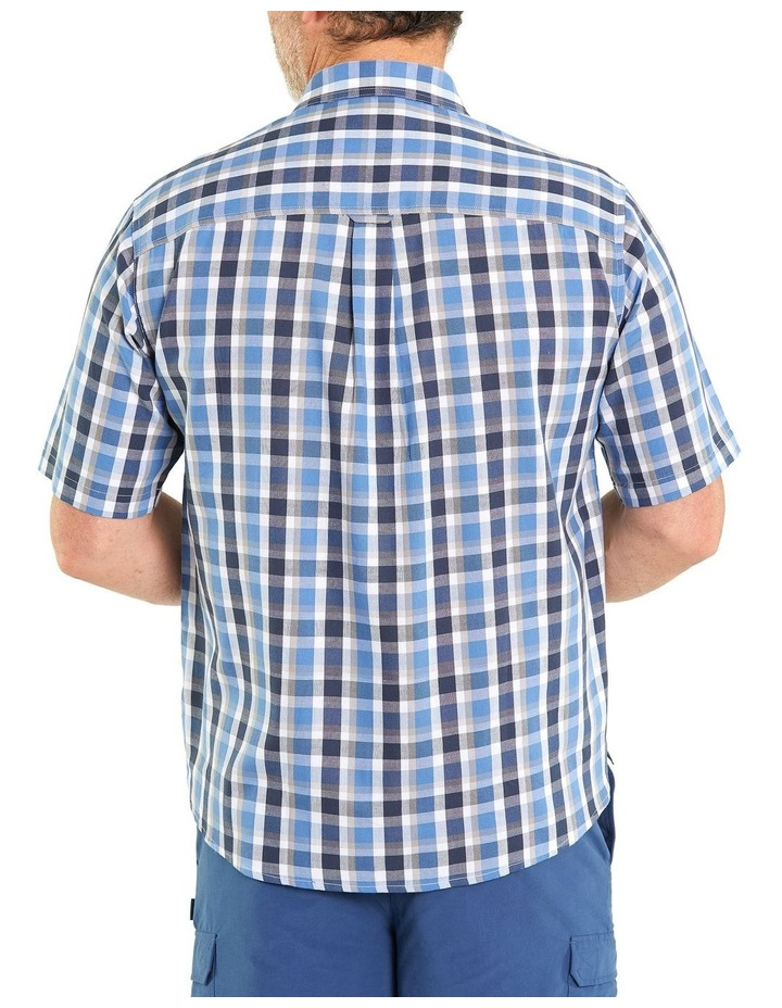 Jamal Oxford Short Sleeve Shirt image 3