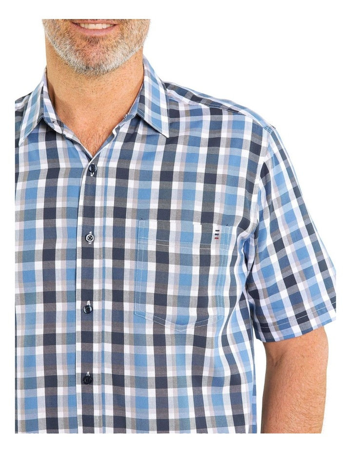 Jamal Oxford Short Sleeve Shirt image 4