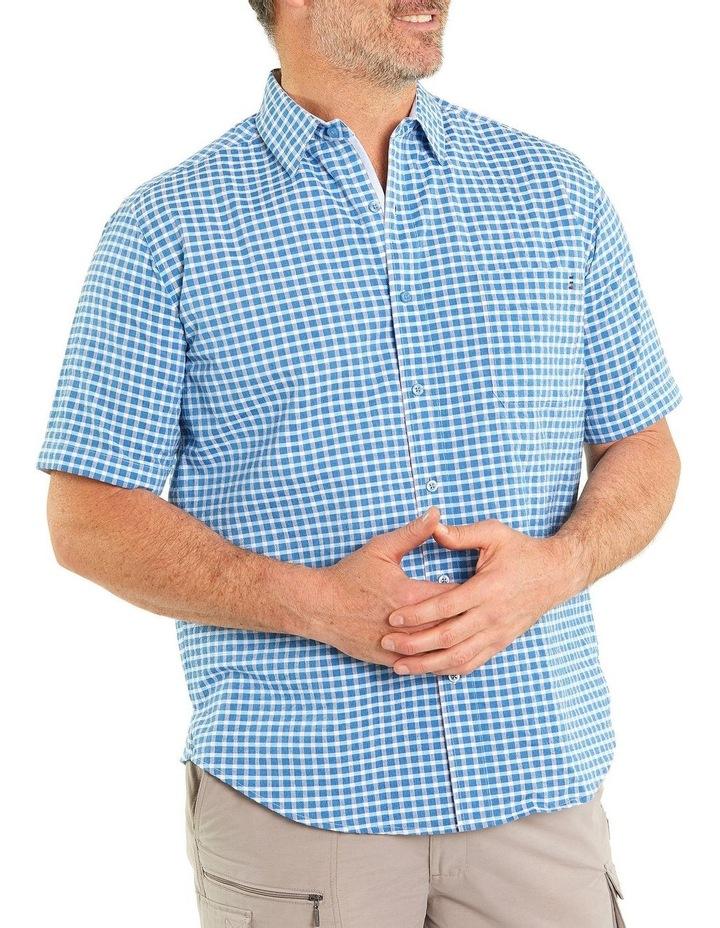 Bardon Seersucker Short Sleeve Shirt image 1
