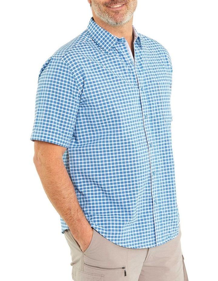 Bardon Seersucker Short Sleeve Shirt image 2