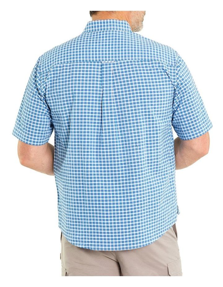 Bardon Seersucker Short Sleeve Shirt image 3