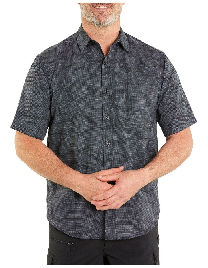 Milan Sueded Touch Short Sleeve Shirt image 1