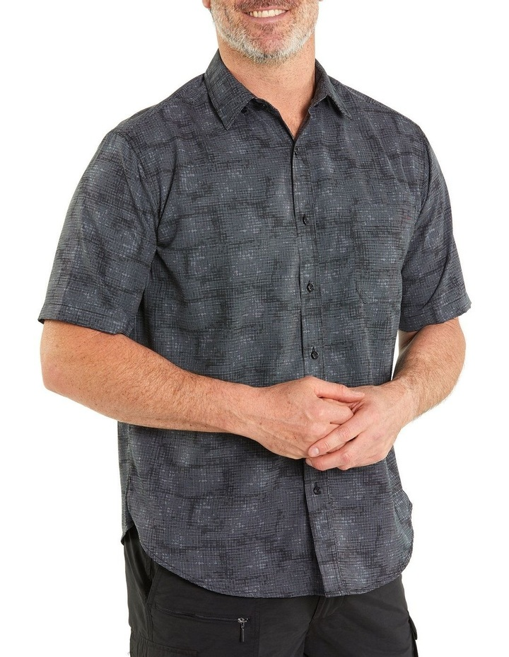 Milan Sueded Touch Short Sleeve Shirt image 2