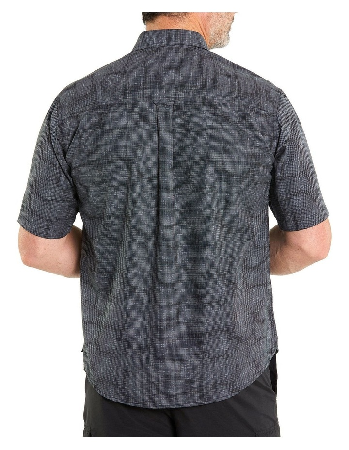 Milan Sueded Touch Short Sleeve Shirt image 3