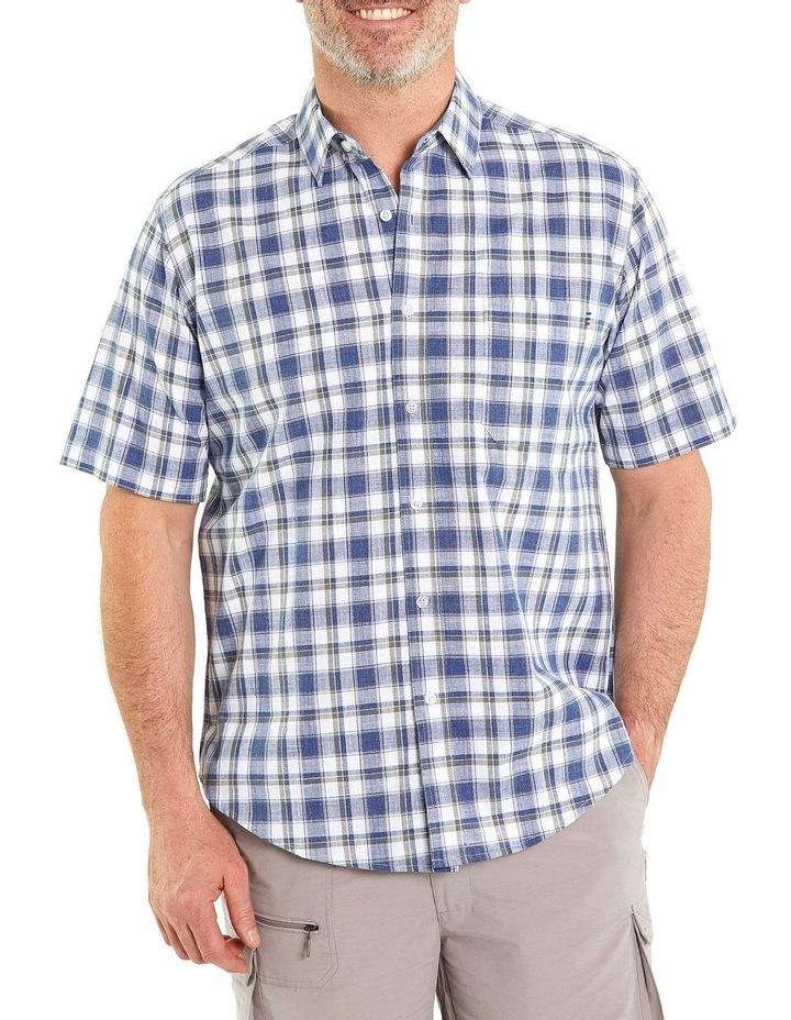 Fisk Flaxley Short Sleeve Shirt image 1