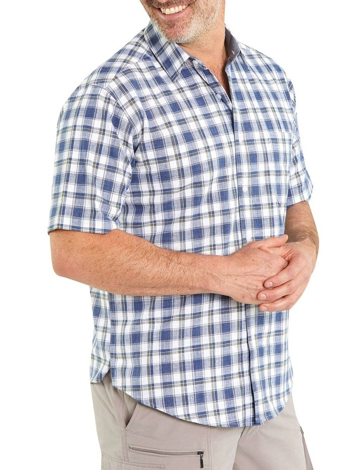 Fisk Flaxley Short Sleeve Shirt image 2