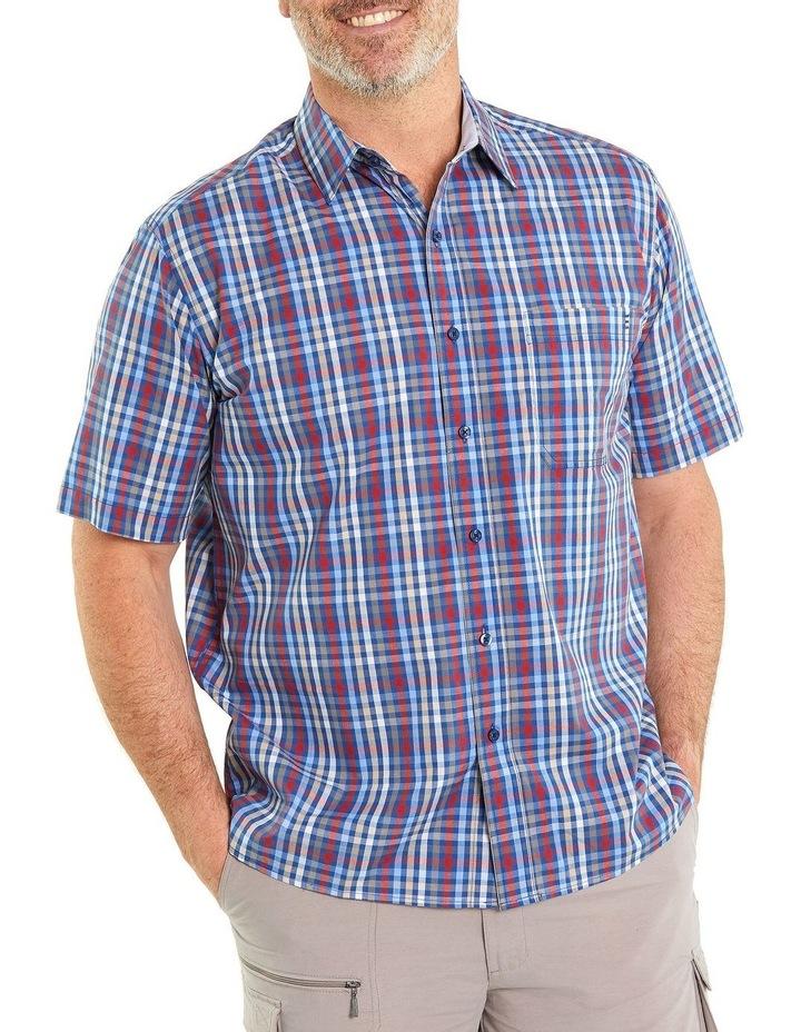 Bavol Poplin Short Sleeve Shirt image 1