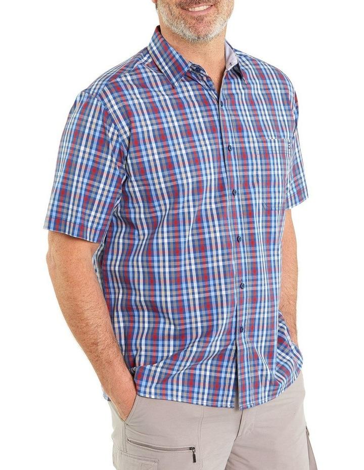 Bavol Poplin Short Sleeve Shirt image 2