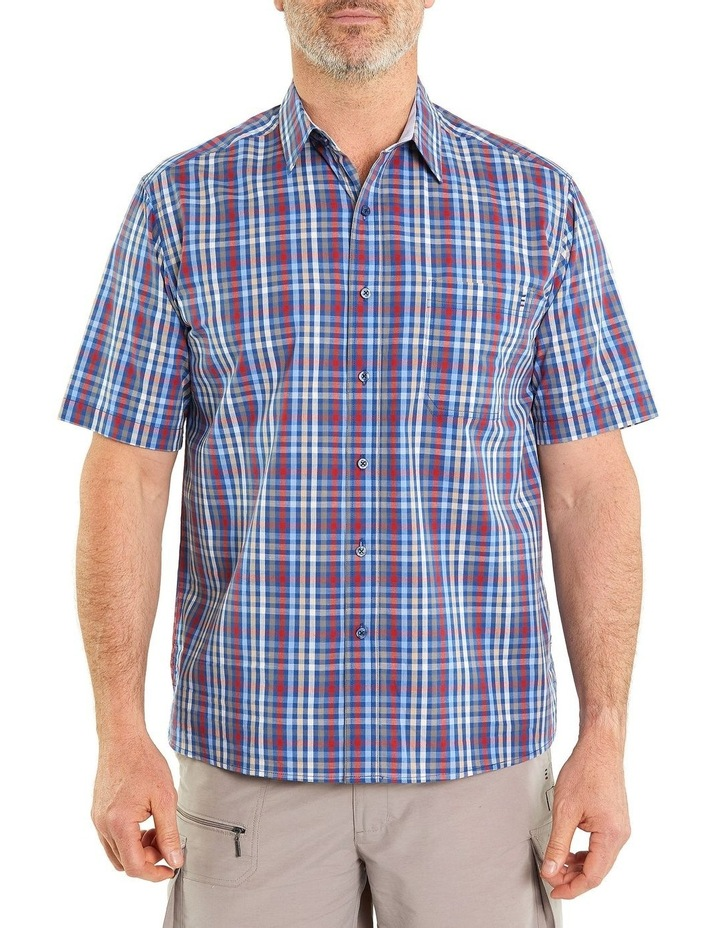 Bavol Poplin Short Sleeve Shirt image 3