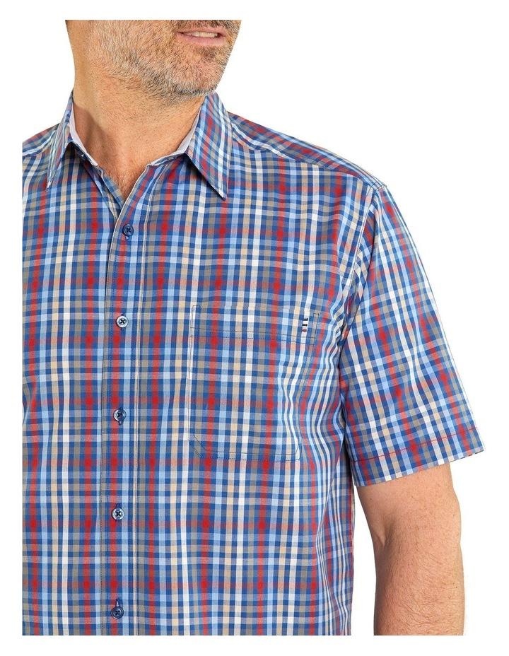 Bavol Poplin Short Sleeve Shirt image 4