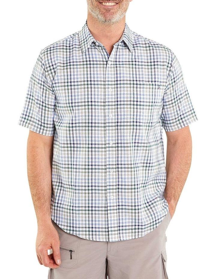 Dyami Oxford Short Sleeve Shirt image 1