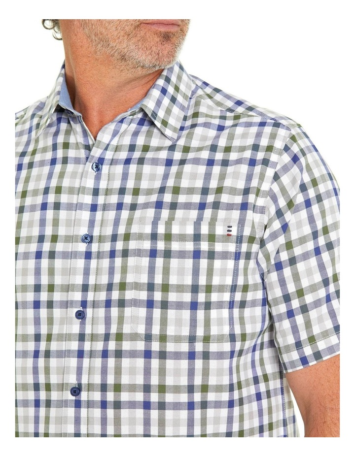 Corban Oxford Short Sleeve Shirt image 3