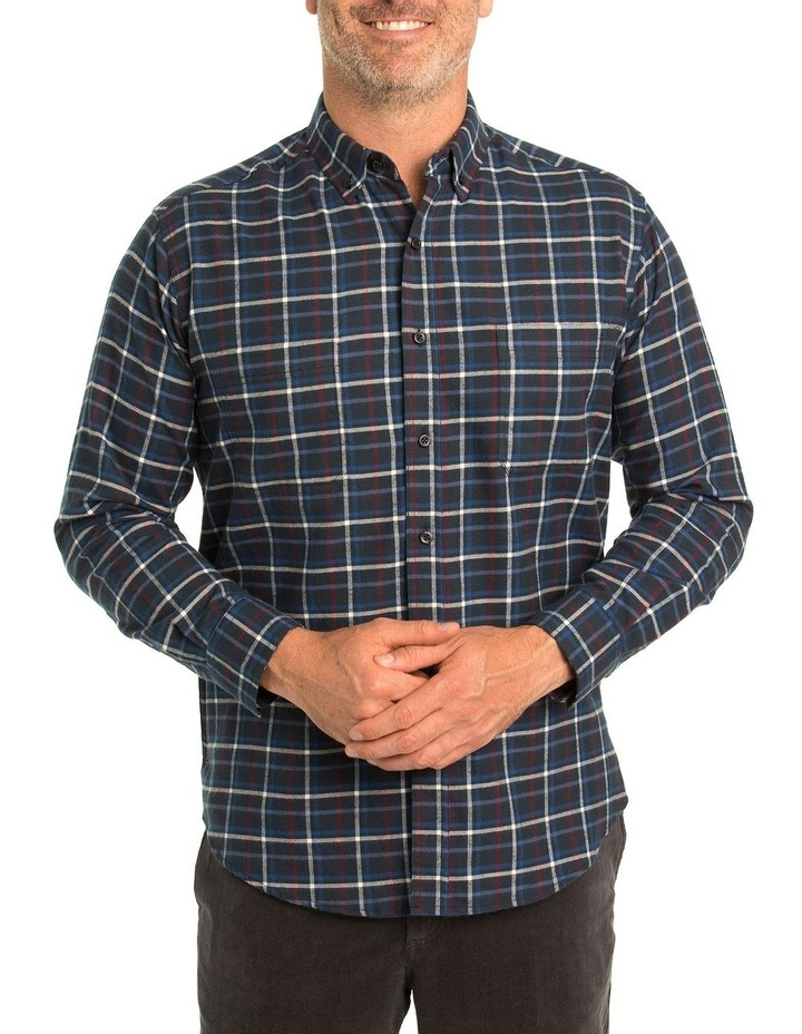 Vas Cotton Brush Long Sleeve Shirt image 1