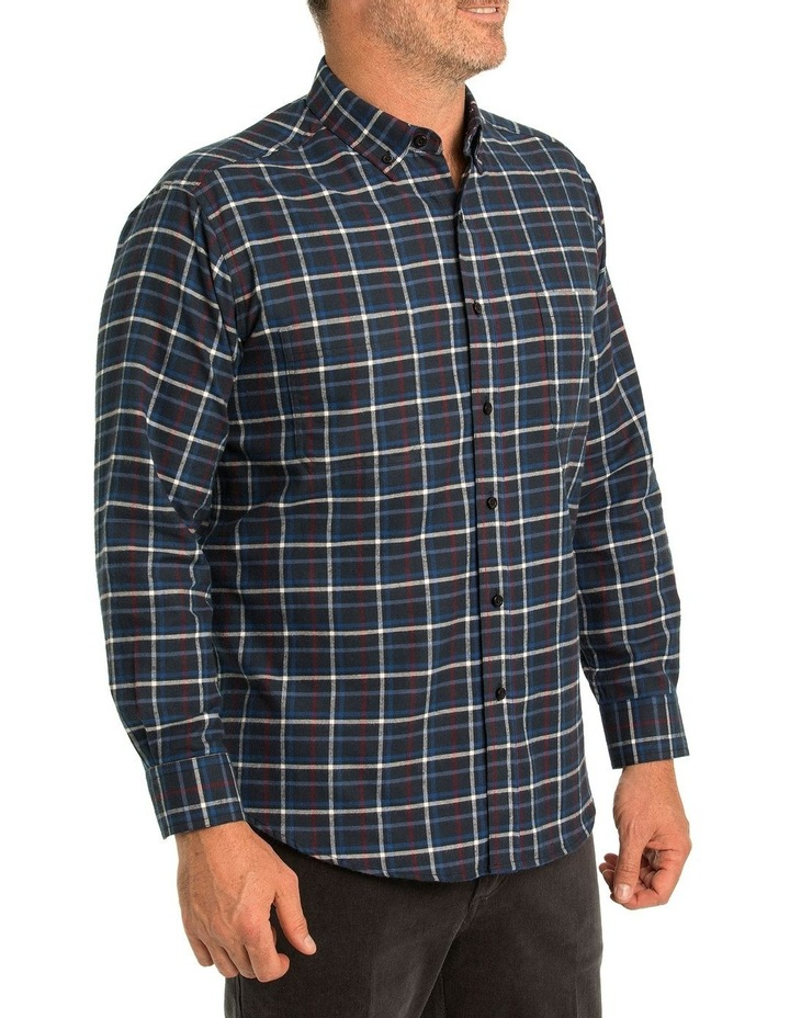 Vas Cotton Brush Long Sleeve Shirt image 3