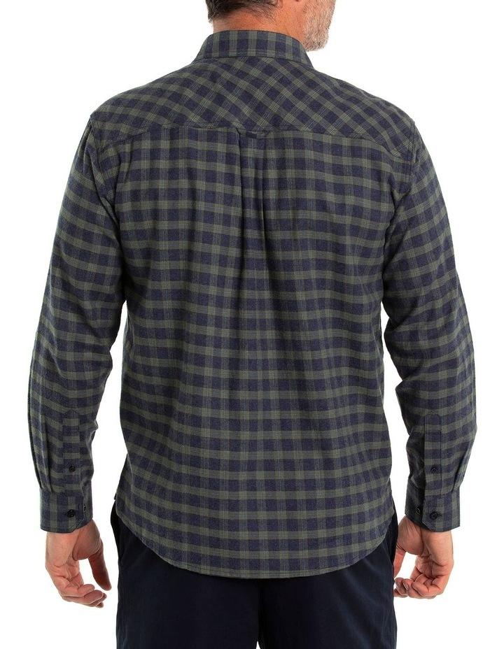 Chaz Cotton Brush Long Sleeve Shirt image 2