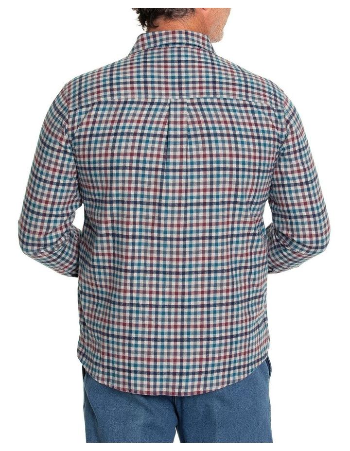 Durani Long Sleeve Cotton Brush Shirt image 3