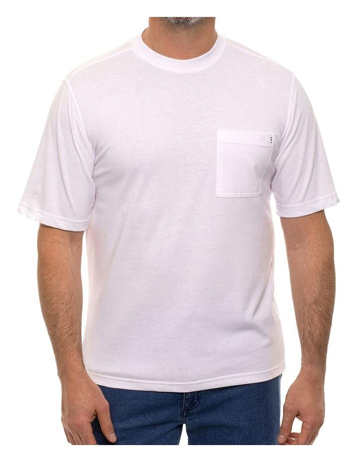 Kinnersley T-Shirt - White image 1