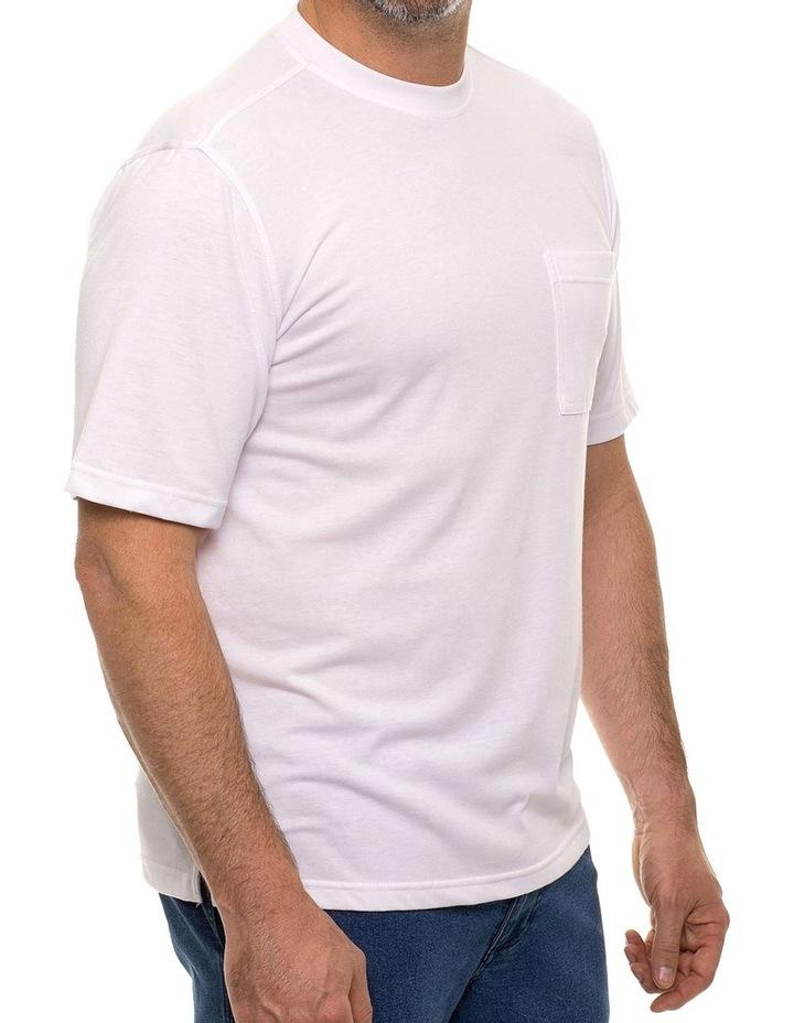 Kinnersley T-Shirt - White image 2