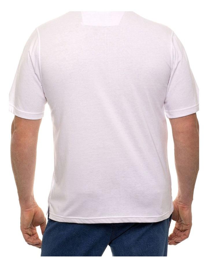 Kinnersley T-Shirt - White image 3