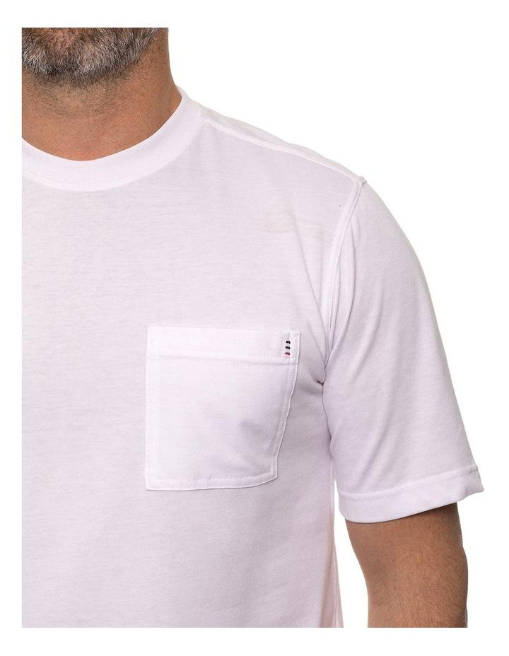 Kinnersley T-Shirt - White image 4