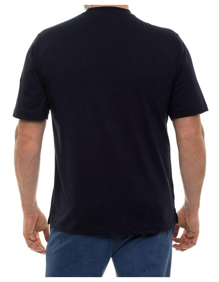 Kinnersley T Shirt- Ink image 3