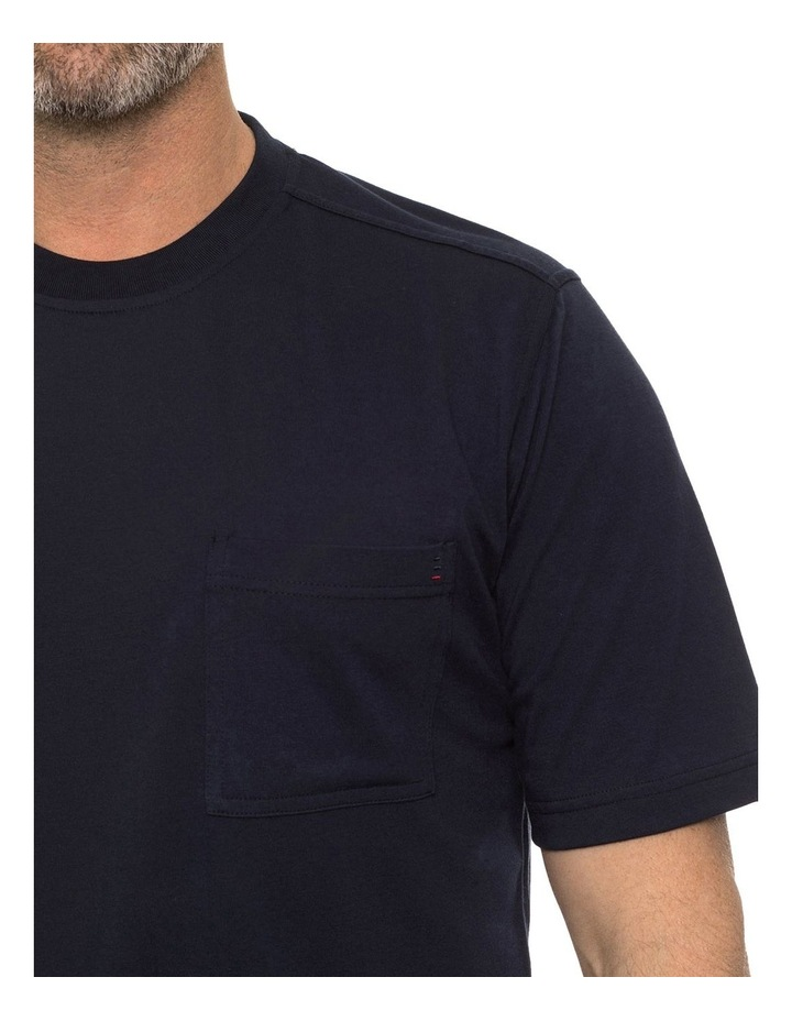 Kinnersley T Shirt- Ink image 4