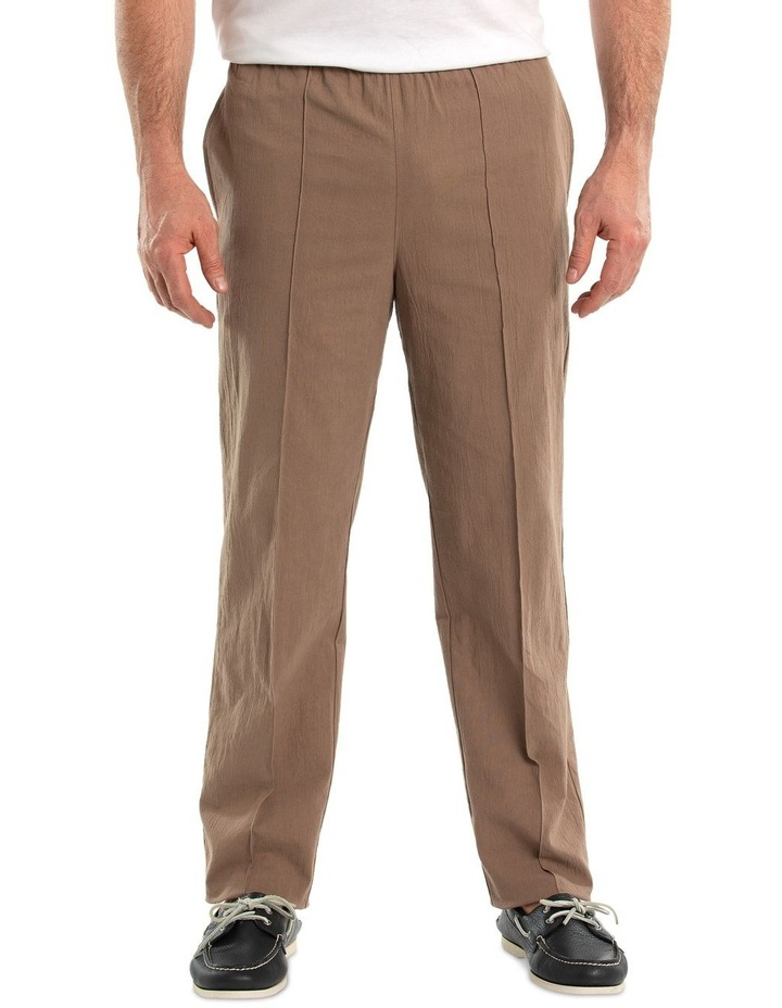 Cotton Crinkle Pant image 1
