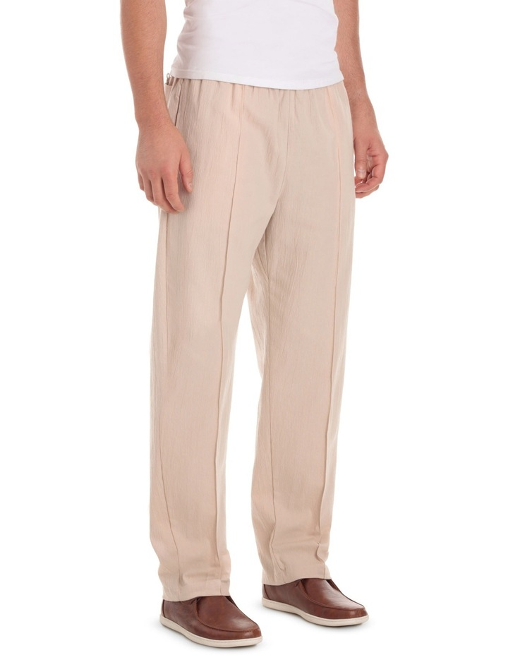 Cotton Crinkle Pant image 2